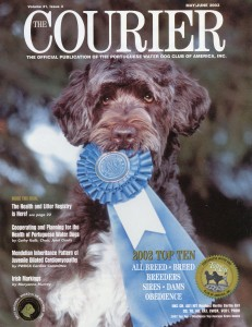 Gert makes the cover